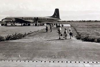 OO-SFE - Sabena Douglas DC-7C Seven Seas