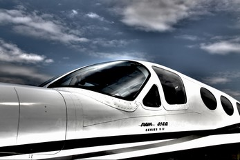 OK-BAA - Private Cessna 414