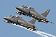 HW-306 - Finland - Air Force: Midnight Hawks British Aerospace Hawk 51 aircraft