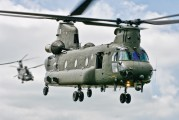 ZA708 - Royal Air Force Boeing Chinook HC.2 aircraft