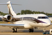 OE-INC - Private Bombardier BD-700 Global 5000 aircraft