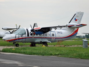 2602 - Czech - Air Force LET L-410UVP-E Turbolet