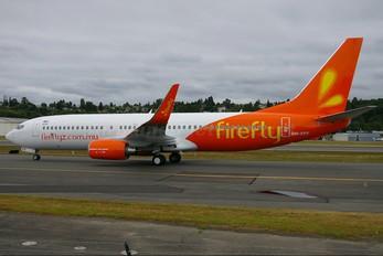 9M-FFF - Firefly Boeing 737-800