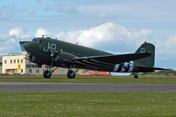 N1944A - Private Douglas C-47A Skytrain