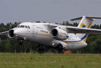 UR-NTA - Aerosvit - Ukrainian Airlines Antonov An-148