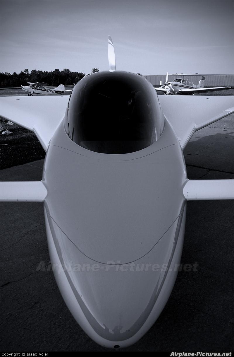 Private N541SL aircraft at Bay City, James Clements Municipal