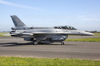 4082 - Poland - Air Force Lockheed Martin F-16D block 52+Jastrząb
