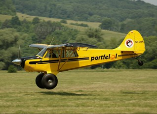 SP-AIR - Private Christen A-1 Husky