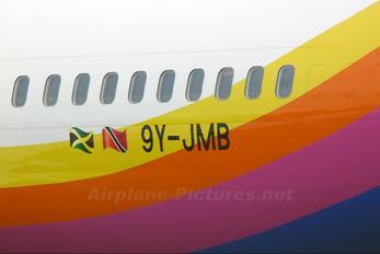 9Y-JMB - Air Jamaica Boeing 737-800
