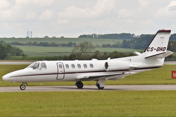 CS-DHD - NetJets Europe (Portugal) Cessna 550 Citation Bravo