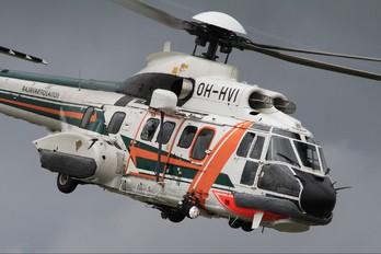 OH-HVI - Private Aerospatiale AS332 Super Puma L (and later models)