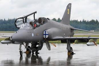 HW-326 - Finland - Air Force: Midnight Hawks British Aerospace Hawk 51