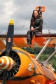- - - Aviation Glamour - Aviation Glamour - Wingwalkers aircraft