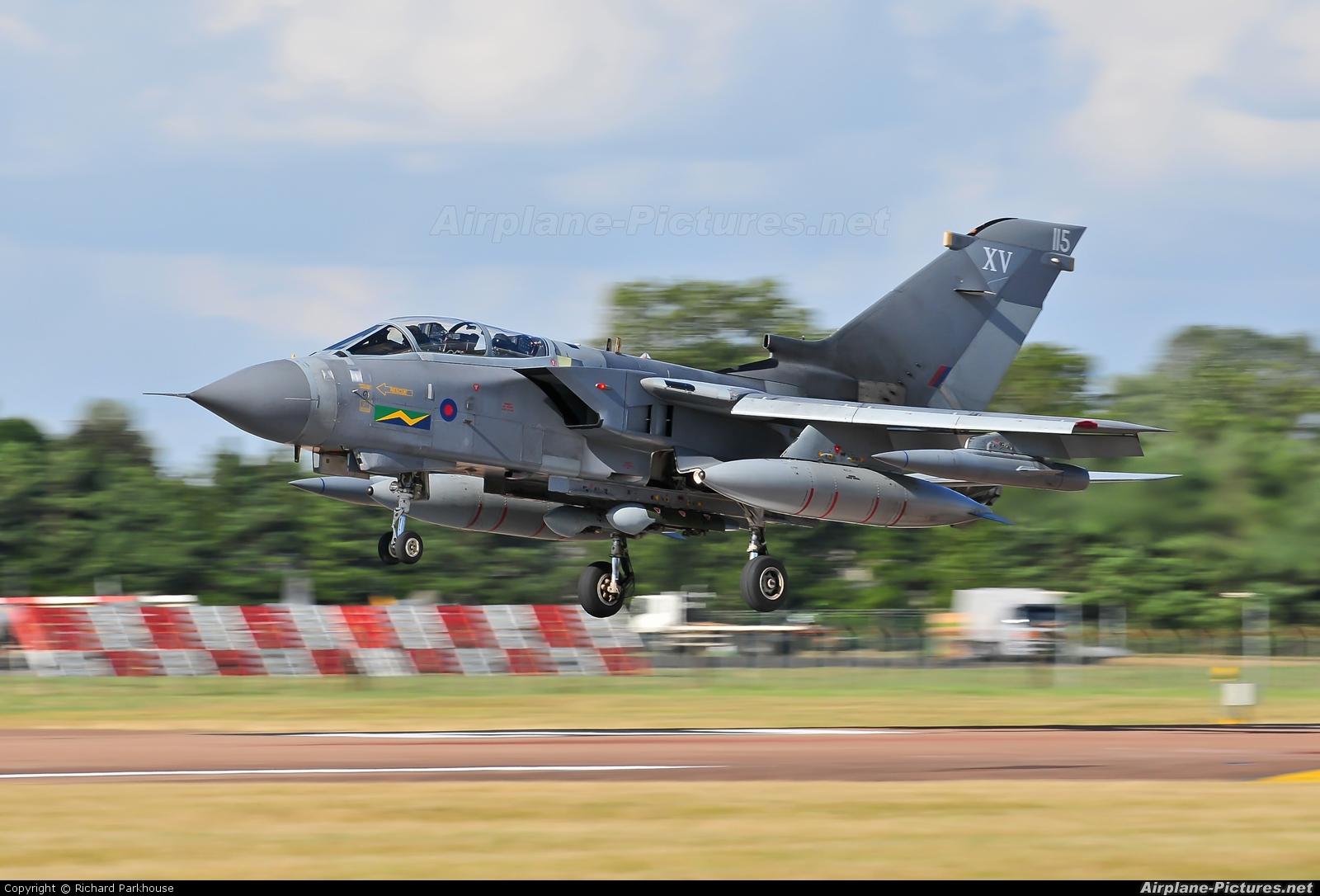 Royal Air Force ZD895 aircraft at Fairford
