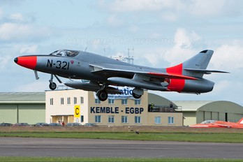 G-BWGL - Dutch Hawker Hunter Foundation Hawker Hunter T.8