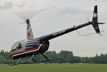 SP-GPP - Private Robinson R44 Astro / Raven