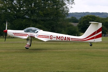G-MOAN - Private Aeromot AMT-200S Super Ximangu