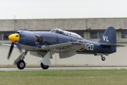 G-RNHF - Naval Aviation Hawker Sea Fury T.20 aircraft