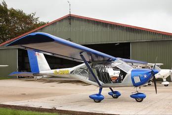 G-CEOP - Private Aeroprakt A-22 Foxbat