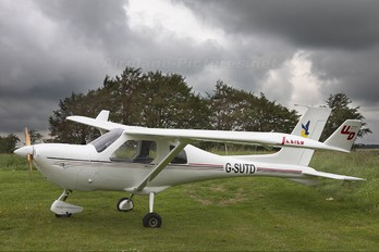 G-SUTD - Private Jabiru UL-D