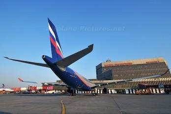 VQ-BEK - Aeroflot Airbus A330-300