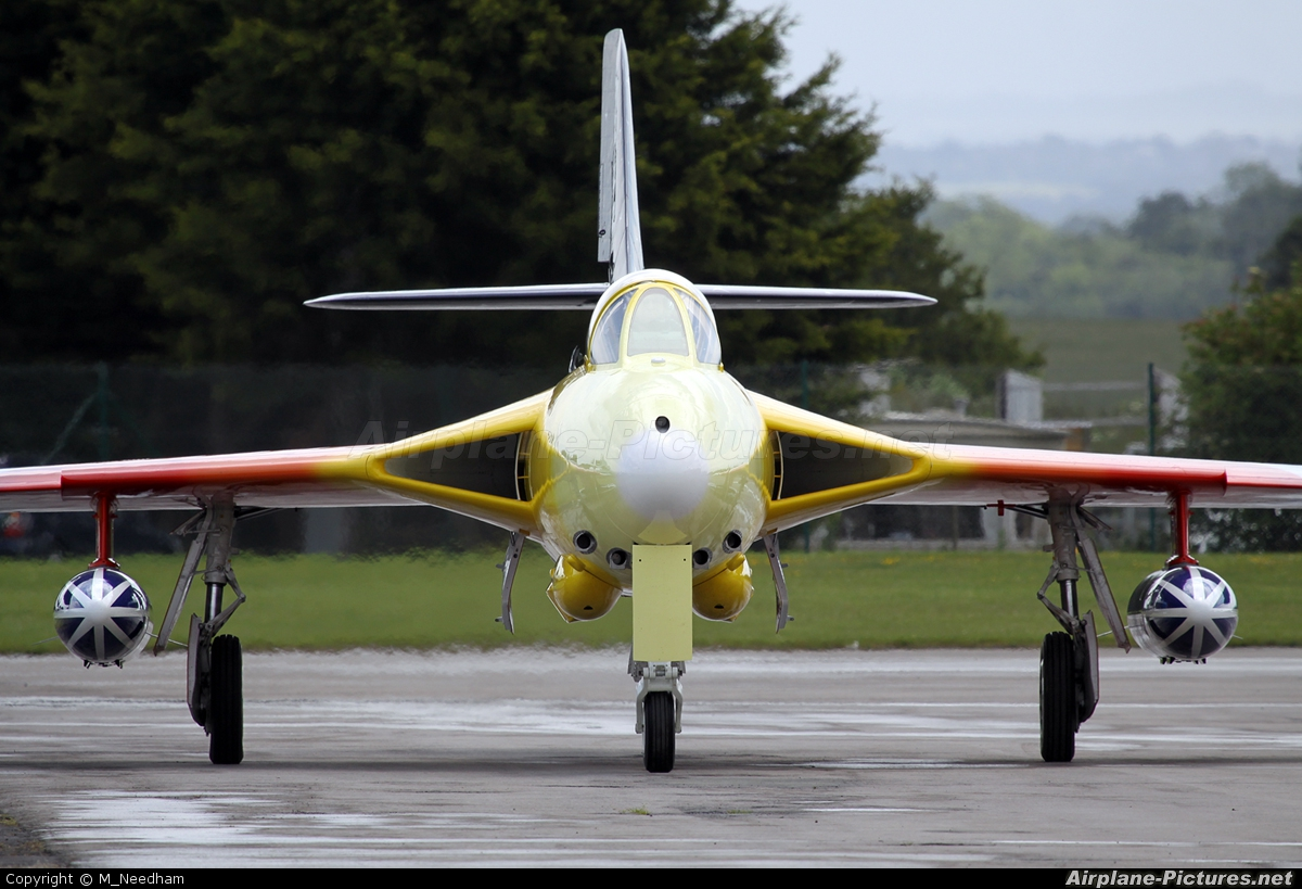 Heritage Aviation Developments G-PSST aircraft at Kemble