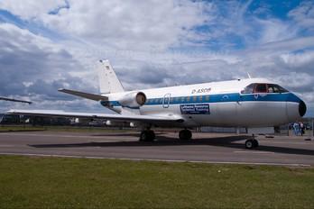 D-ASDB - Lufthansa Technical Training VFW-Fokker 614