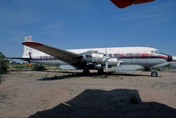 N51701 - Private Douglas DC-7B