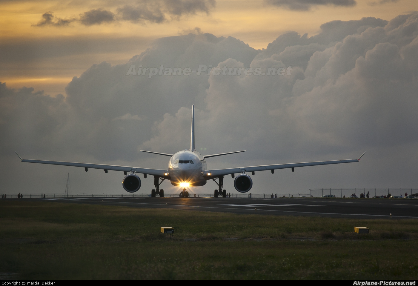 Air Caraibes F-GOTO aircraft at Sint Maarten - Princess Juliana Intl