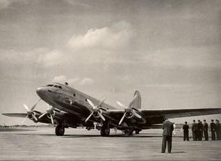 G-AHNK - British South American AIirways Avro 689 Tudor 4