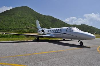 N325WC - Private Cessna 560 Citation V