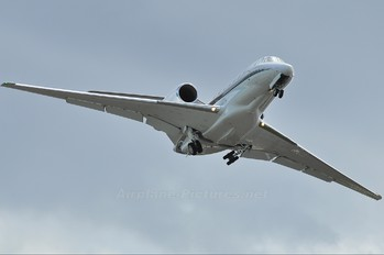 N750BP - Private Cessna 750 Citation X
