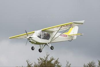G-CGOX - Private Raj Hamsa X'Air Hawk