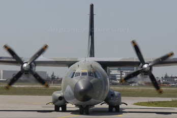 RA02 - France - Air Force Transall C-160R
