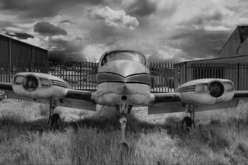 G-BGXK - Private Cessna 310