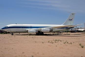 N931NA - NASA Boeing KC-135A Stratotanker