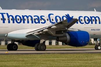 G-SUEW - Thomas Cook Airbus A320