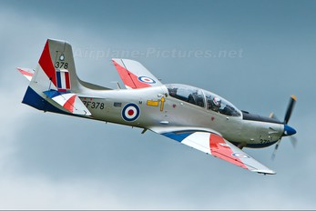 ZF378 - Royal Air Force Short 312 Tucano T.1