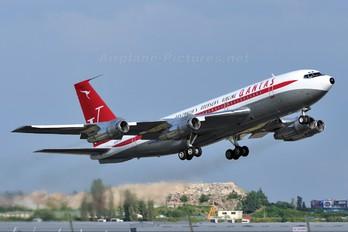 N707JT - Jett Clipper Johnny (John Travolta) Boeing 707
