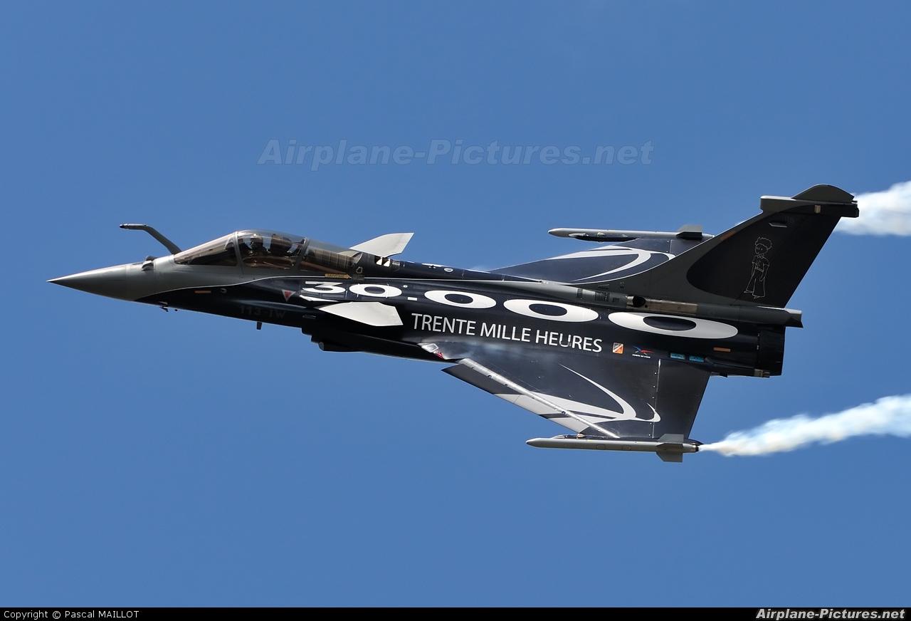 France - Air Force 113 aircraft at Paris - Le Bourget