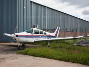 G-BBSB - Private Beechcraft 23 Sundowner