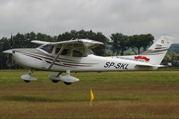 SP-SKL - Private Cessna 182 Skylane (all models except RG)