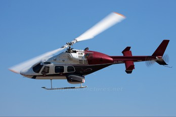 ZS-RRC - Private Bell 222