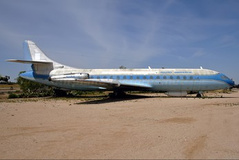 N1001U - Aero Service Goodyear Aerospace Sud Aviation SE-210 Caravelle