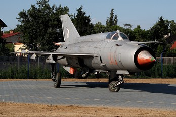 9113 - Poland - Air Force Mikoyan-Gurevich MiG-21MF