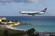 N202UW - US Airways Boeing 757-200 aircraft