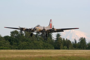 N93012 - Collings Foundation Boeing B-17G Flying Fortress