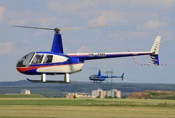 OK-EME - Private Robinson R44 Astro / Raven