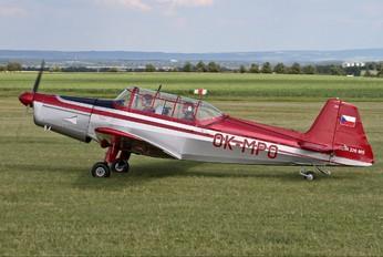 OK-MPO - Agroair Zlín Aircraft Z-226 (all models)