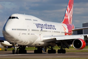G-VFAB - Virgin Atlantic Boeing 747-400